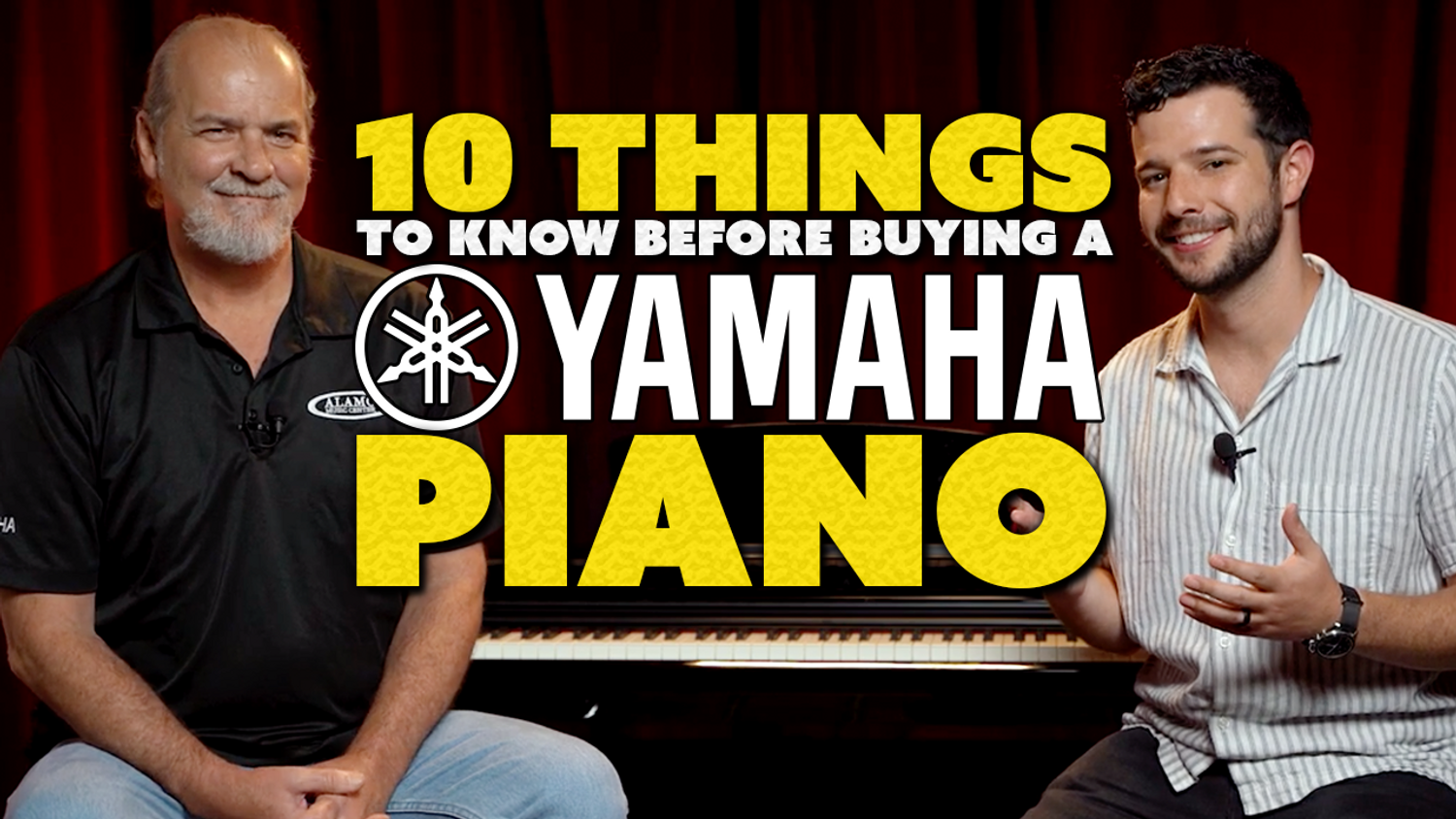 Top 10 Things To Know Before Buying A Yamaha Piano