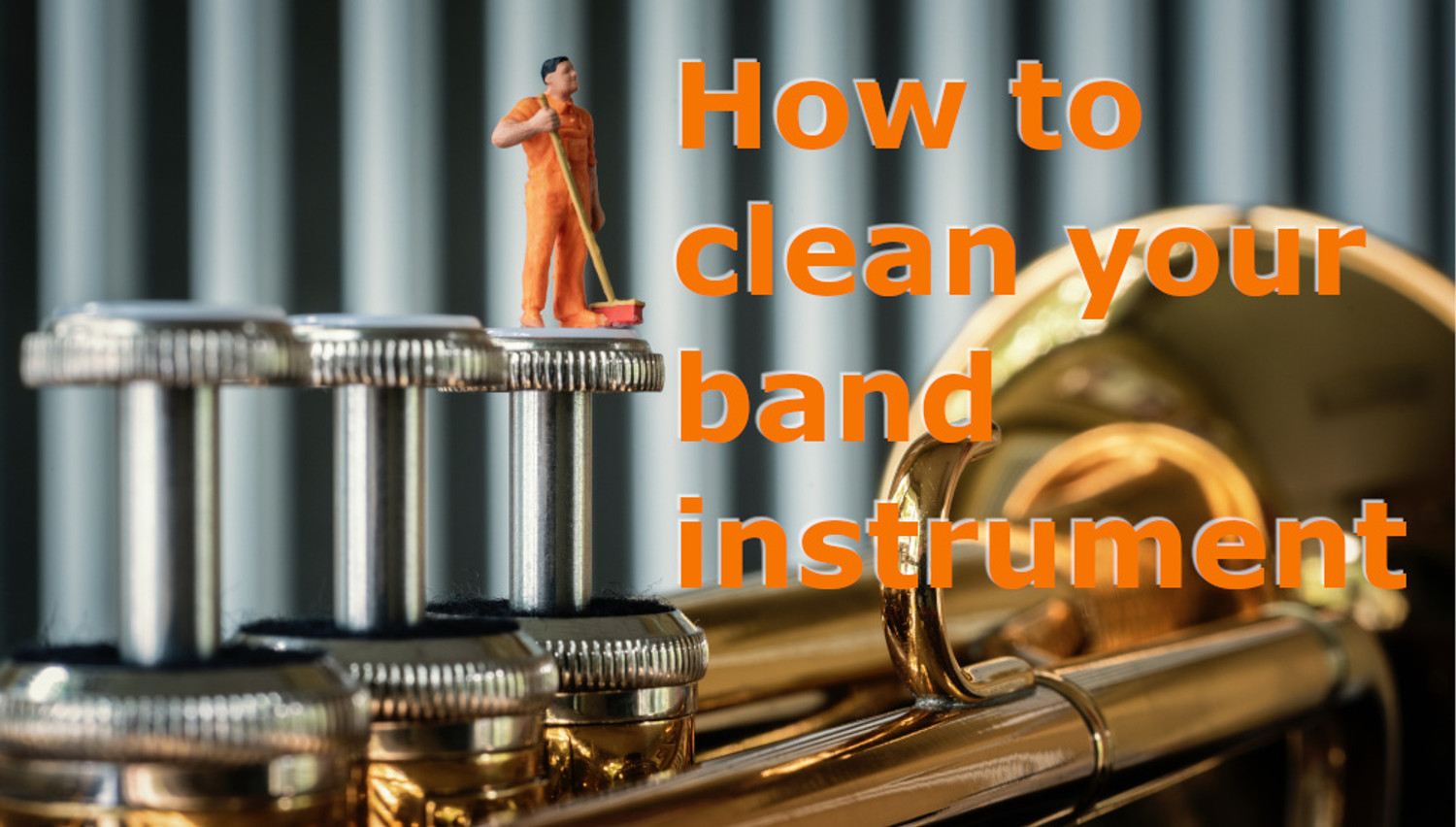 What you need to know about cleaning your band instrument