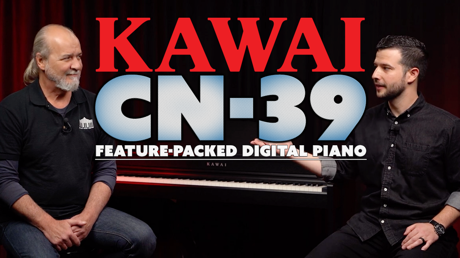The Feature-PACKED Kawai CN-39 | The Perfect Digital Piano For You?