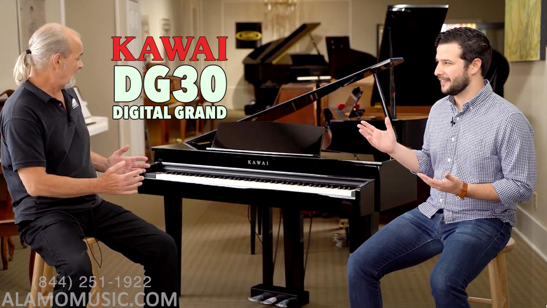 Kawai DG30 - A Digital Piano That Leaves A Grand Impression