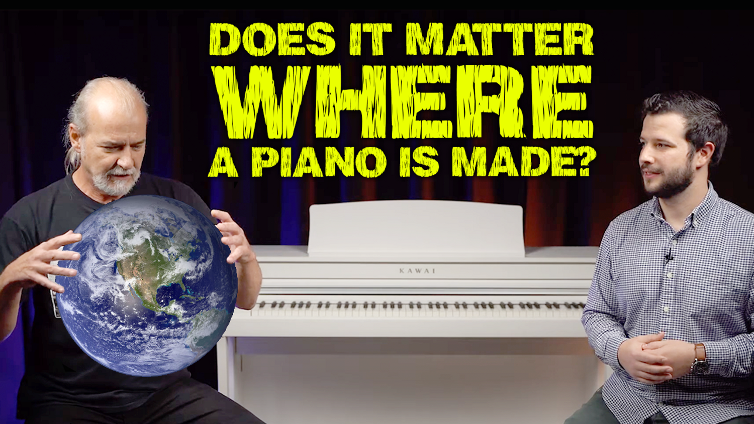 Does It Matter Where Your Piano Was Made?