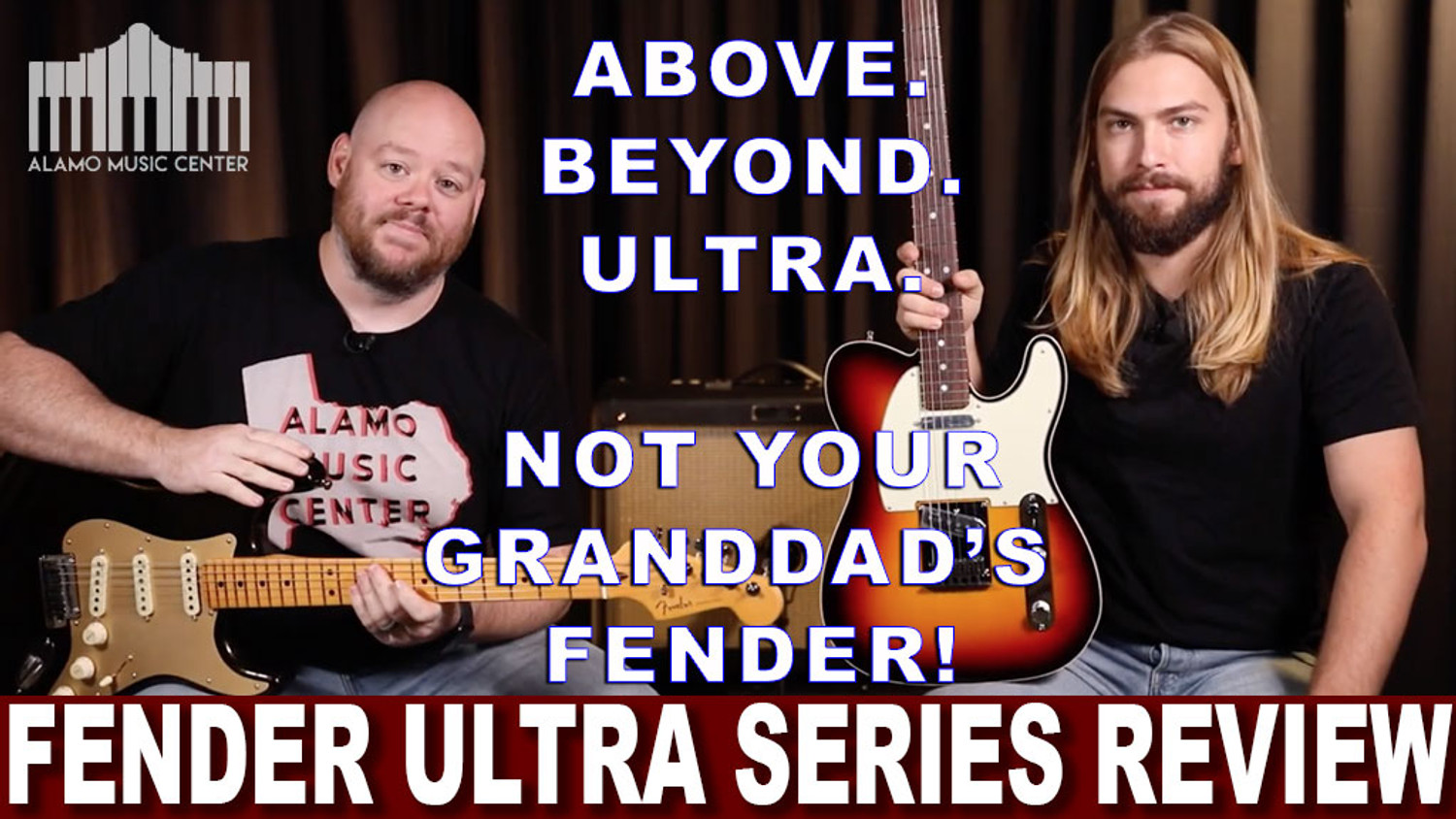 Fender Ultra Series Review: Fender Moves Above and Beyond Elite with the Ultra!