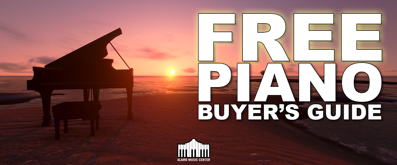 Alamo Music's FREE Piano Buyer's Guide