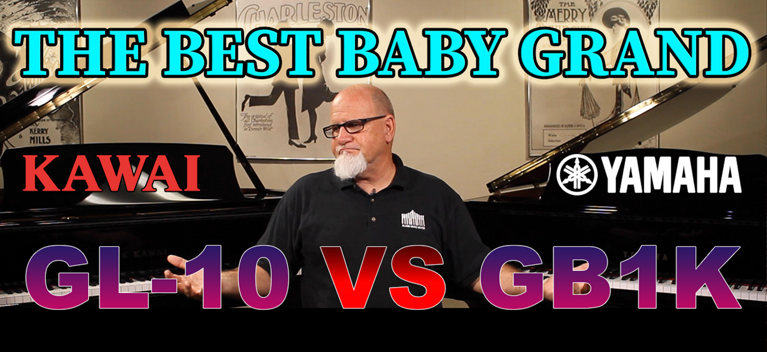 Which Is the Best Entry Level Grand? Kawai vs Yamaha