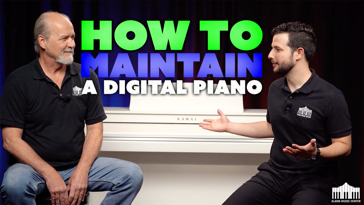 How To Maintain A Digital Piano