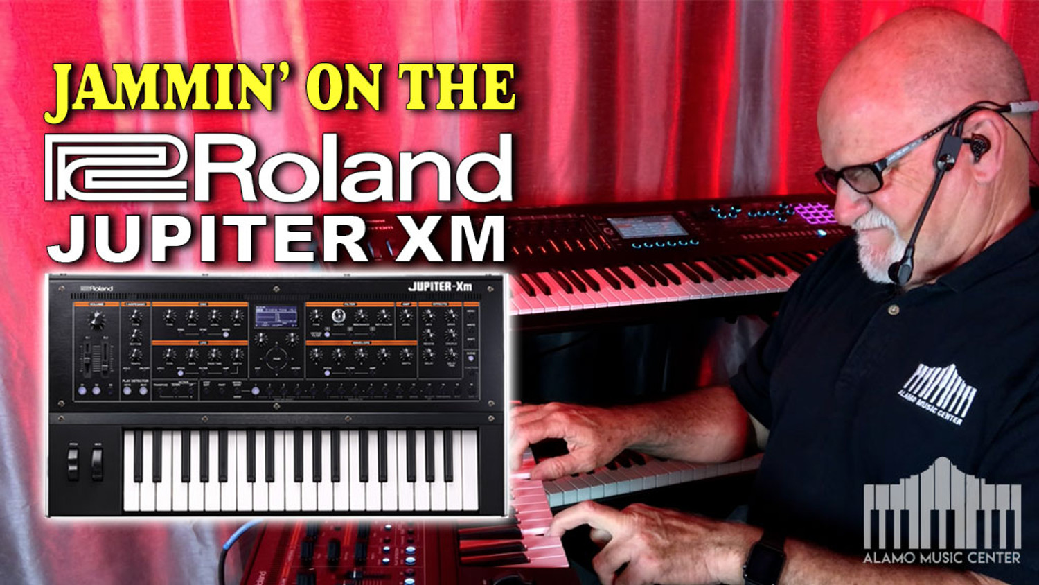 Full Review of the Roland Jupiter XM Synthesizer