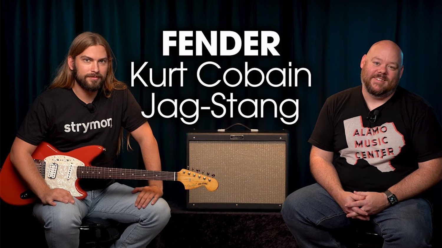 The Fender Kurt Cobain Jag-Stang | The Classic is Back!