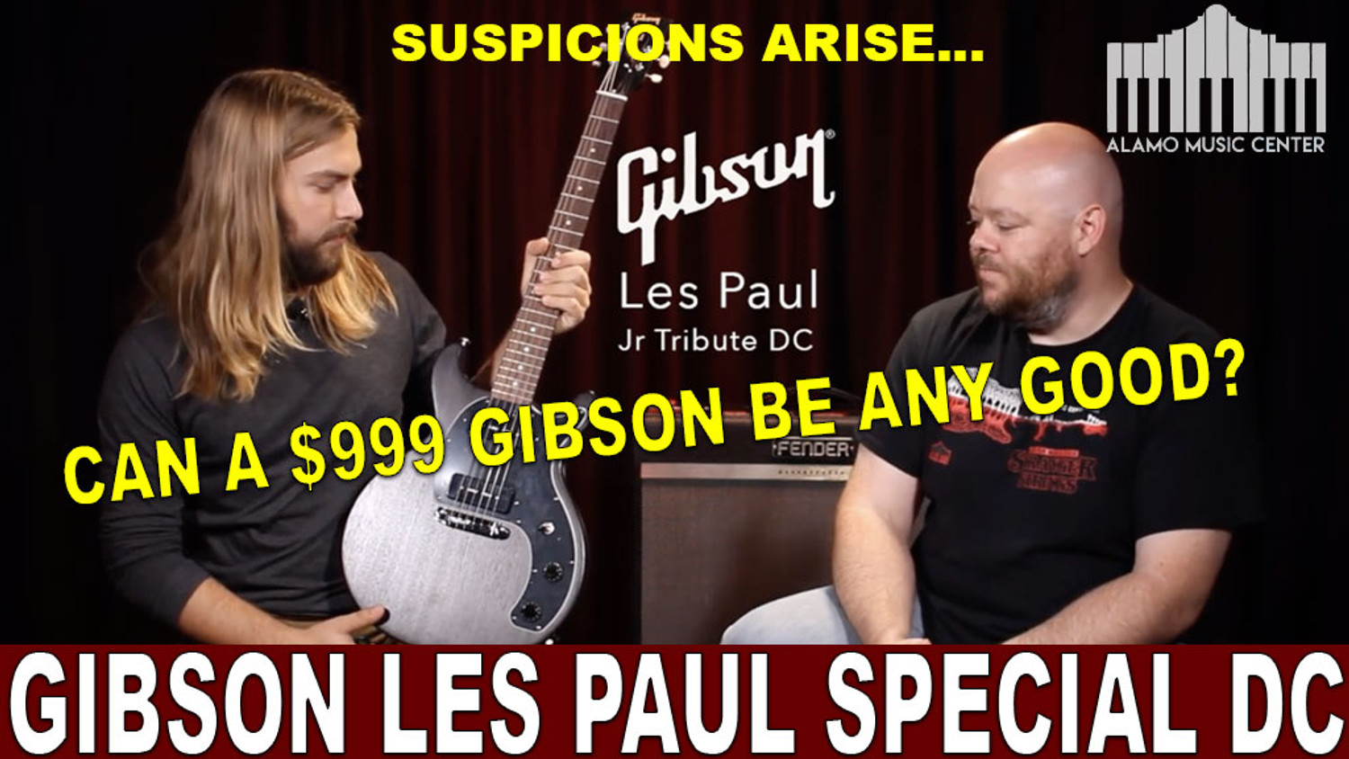 Can a $999 Gibson be any good? We find out! | Gibson Les Paul Special Tribute Doublecut