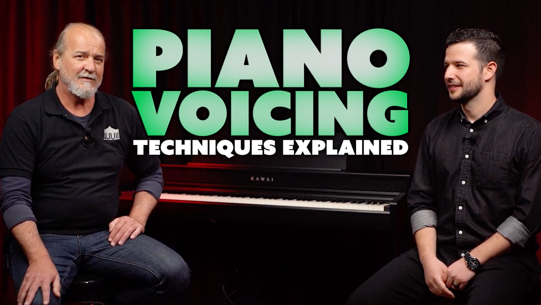 Piano Voicing (Tone Regulating) Explained
