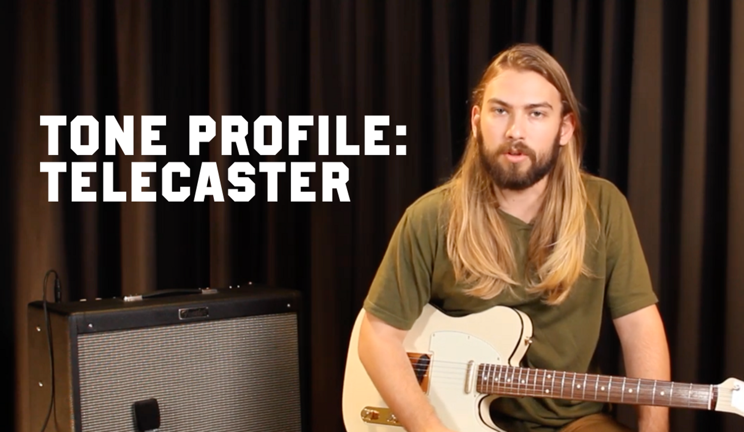 How to Get the Classic Fender Telecaster Tone