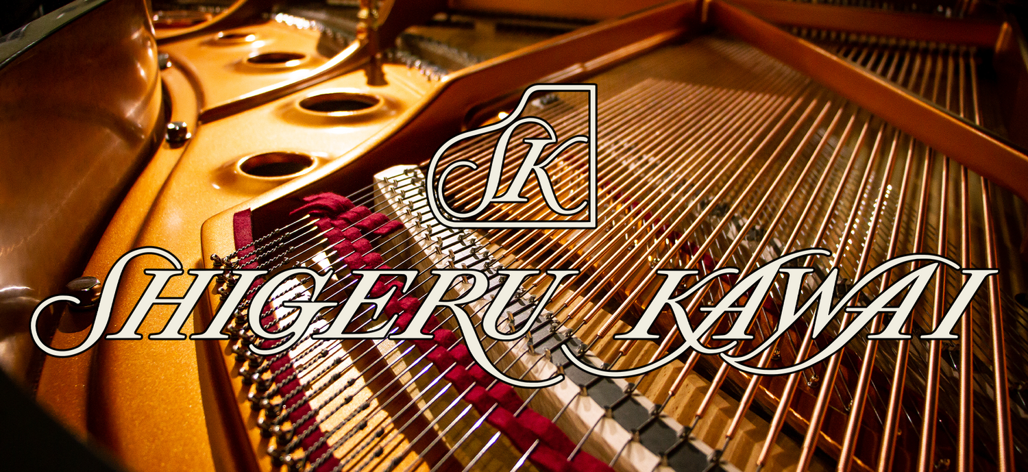 Kawai Shigeru Pianos - The Premier Pianos of Japan