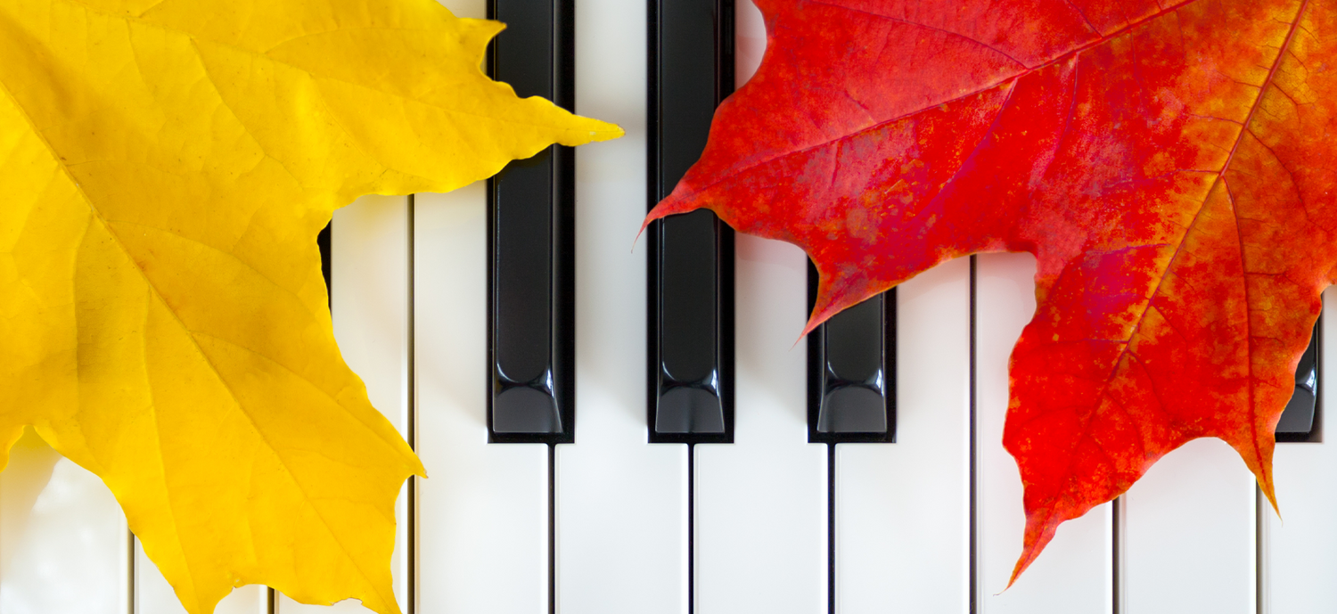 Special Fall Piano Financing - $0 Down - Up To 60 Months