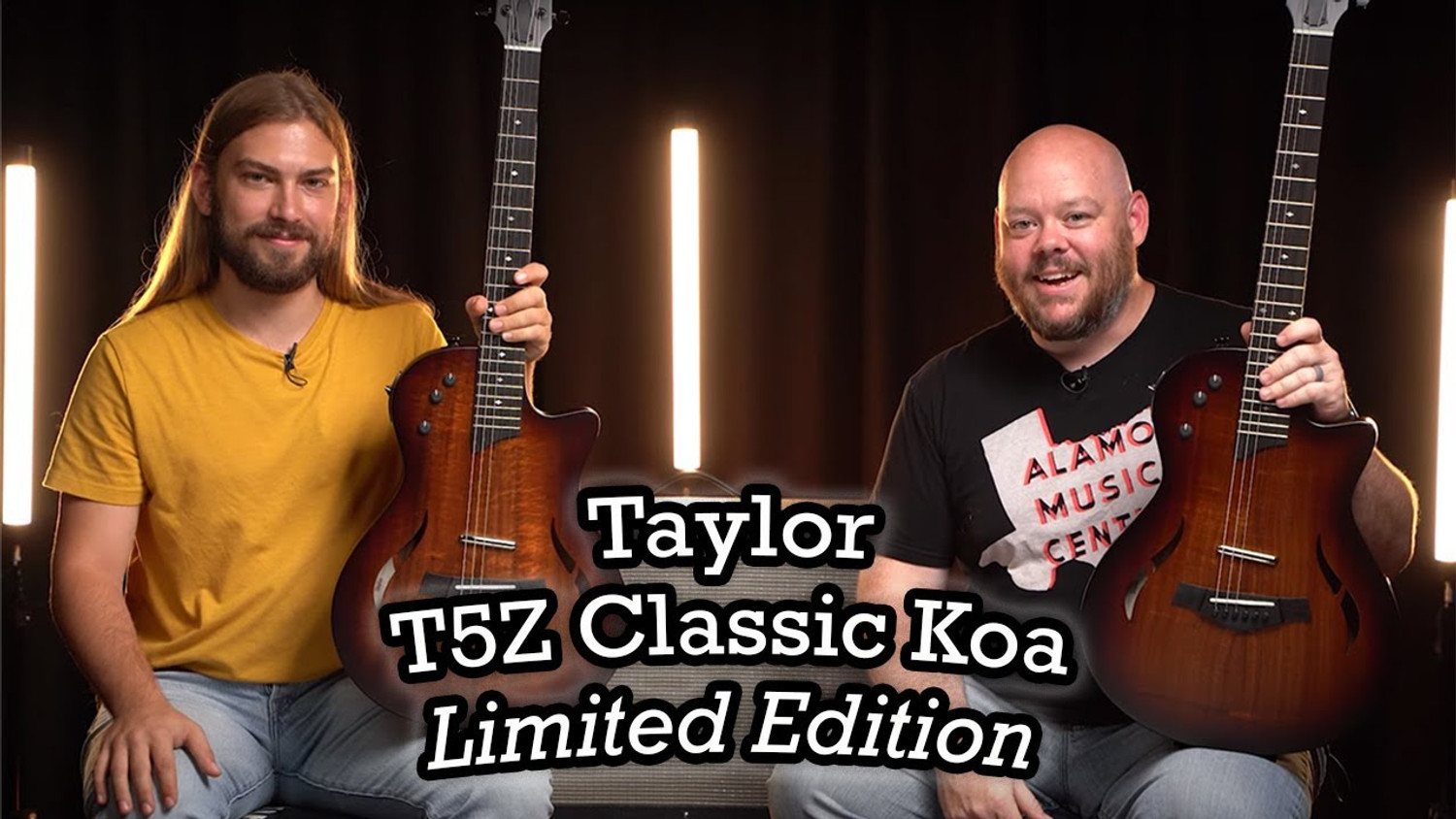 Taylor T5z Classic Koa | A Limited Edition Exotic Hybrid at a Competitive Price