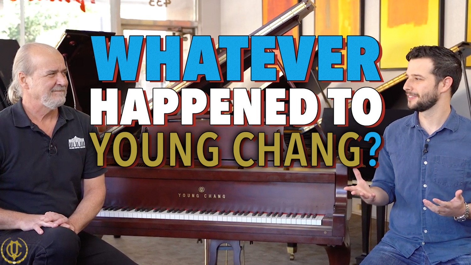 Whatever Happened To Young Chang Pianos?