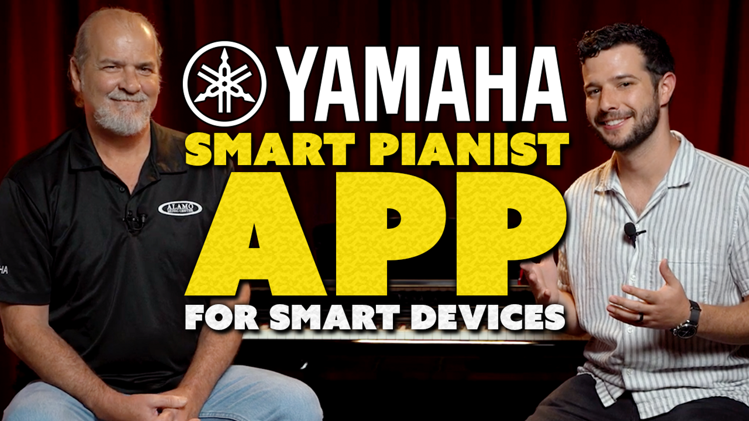 Yamaha Smart Pianist App - Control Your Piano With A Smart Device