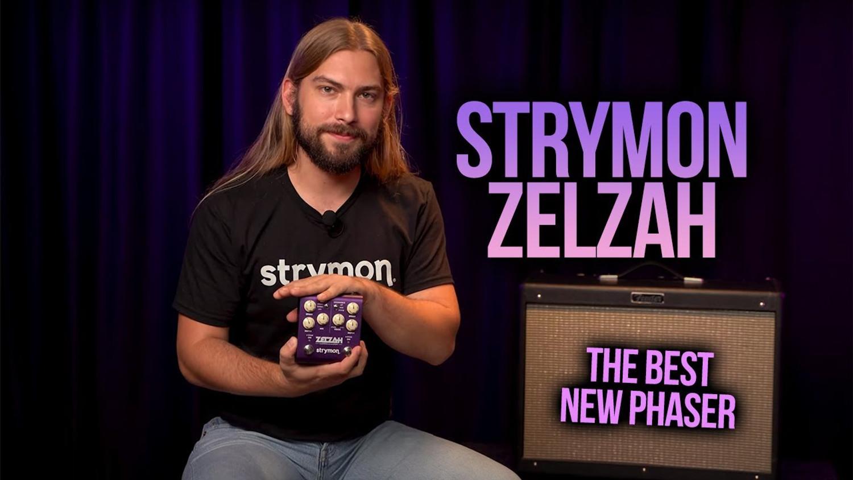 Strymon Zelzah | The Best New Phaser Pedal on the Multidimensional Market