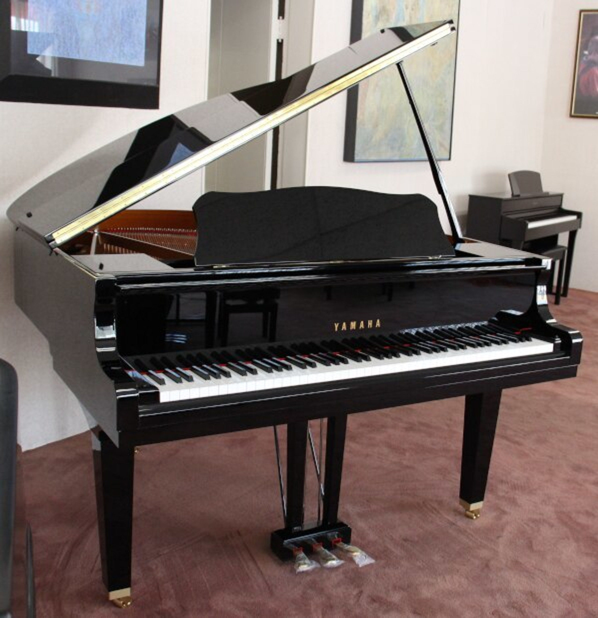 Yamaha Gb1k 5 Classic Collection Grand Piano Alamo Music