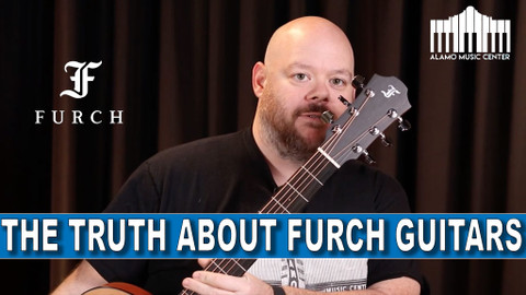 Learn the Truth and History of Furch Guitars!