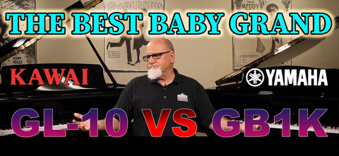 Kawai GL10 vs Yamaha GB1K - Baby Grand Comparison - Which Is the Best Entry Level Grand?