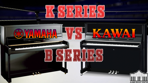 What is The Best Piano For Students?  Kawai K Series VS Yamaha B series | Upright Piano Comparison