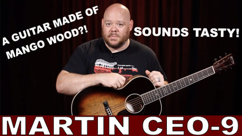 THE NEW MARTIN CEO-9 | FULL REVIEW