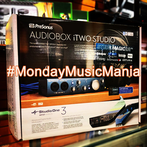 Monday Music Mania Starts Today!