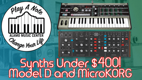 Just How Much Synthesizer Can You Get For Under $400?
