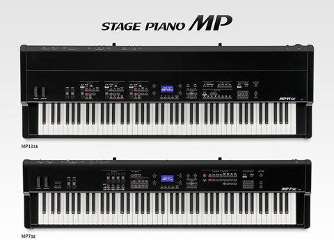 Kawai MP11SE & MP7SE stage pianos