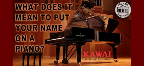 The Kawai Shigeru Pianos