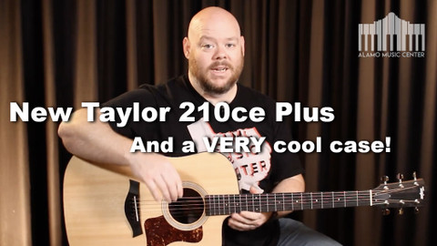 Taylor 210ce Plus - The New Tween in the 200 series | In-depth Guitar Review