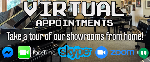 Virtual Appointments - Visit our showrooms from home!