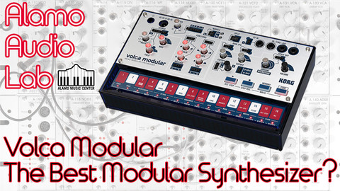 Korg Volca Modular - The Best Modular Synthesizer?