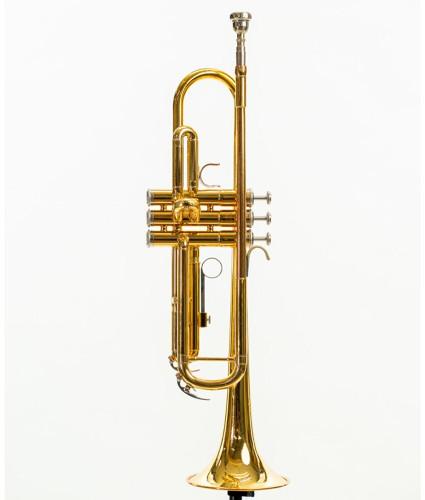 Bottom Valve Cap Nickel 1 Yamaha Advantage II Trumpet A2K41035 BG13 YTR2330