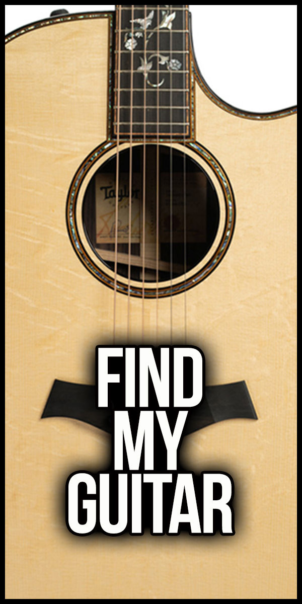 Link to Find My Guitar form
