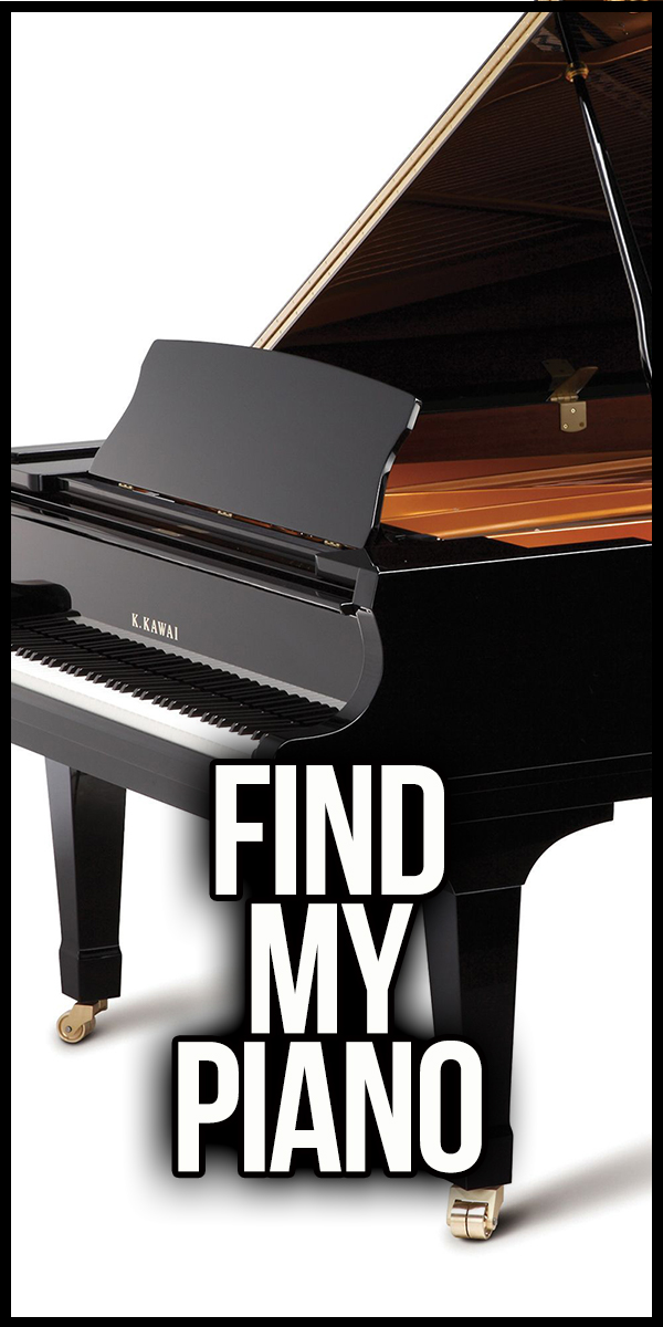 Link to Find My Piano Form