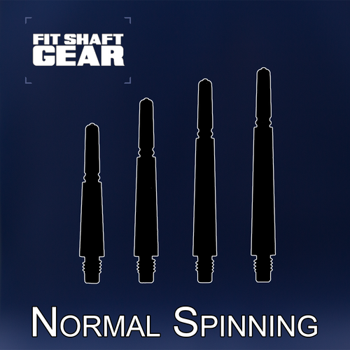 Fit Flight Shafts GEAR - Normal Spinning