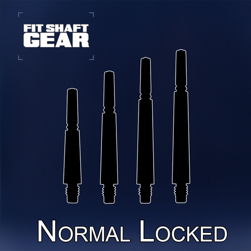 Fit Flight Shafts GEAR - Normal Locked