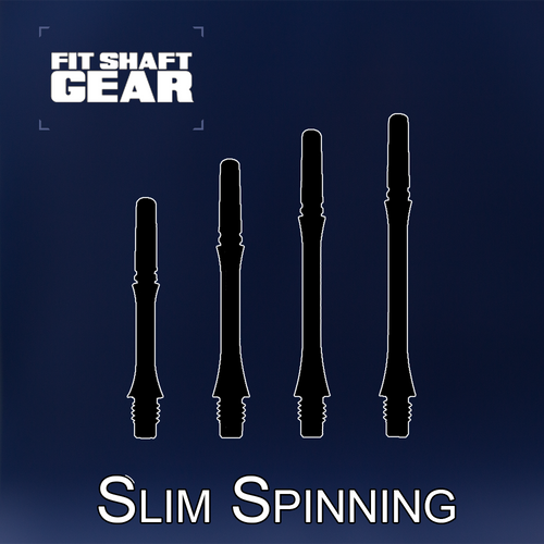 Fit Flight Shafts GEAR - Slim Spinning