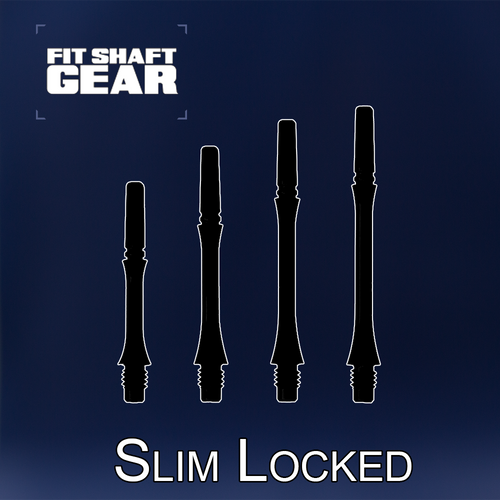 Fit Flight Shafts GEAR - Slim Locked
