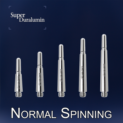 Fit Flight Shafts SUPER DURALUMIN - Normal Spinning