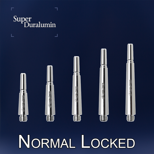 Fit Flight Shafts SUPER DURALUMIN - Normal Locked
