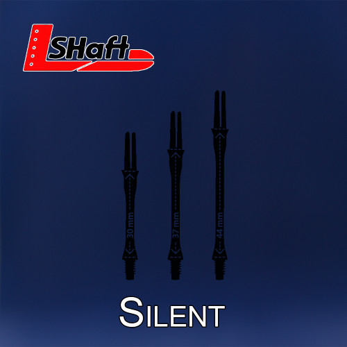 L-Shaft by L-Style with Champagne Rings - Silent