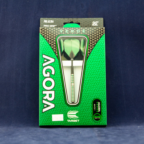 Agora Verde AV31 Soft Tip Darts - 90% Tungsten, 18 or 20 gram