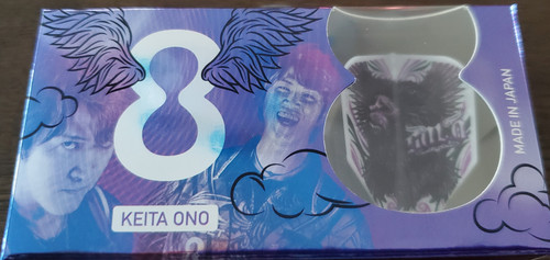 Target 8 Flight Shape Dart Flights - Keita Ono.