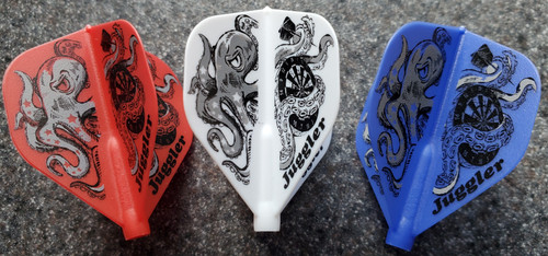 COSMO FIT FLIGHT JUGGLER KRAKEN DART FLIGHTS - SHAPE