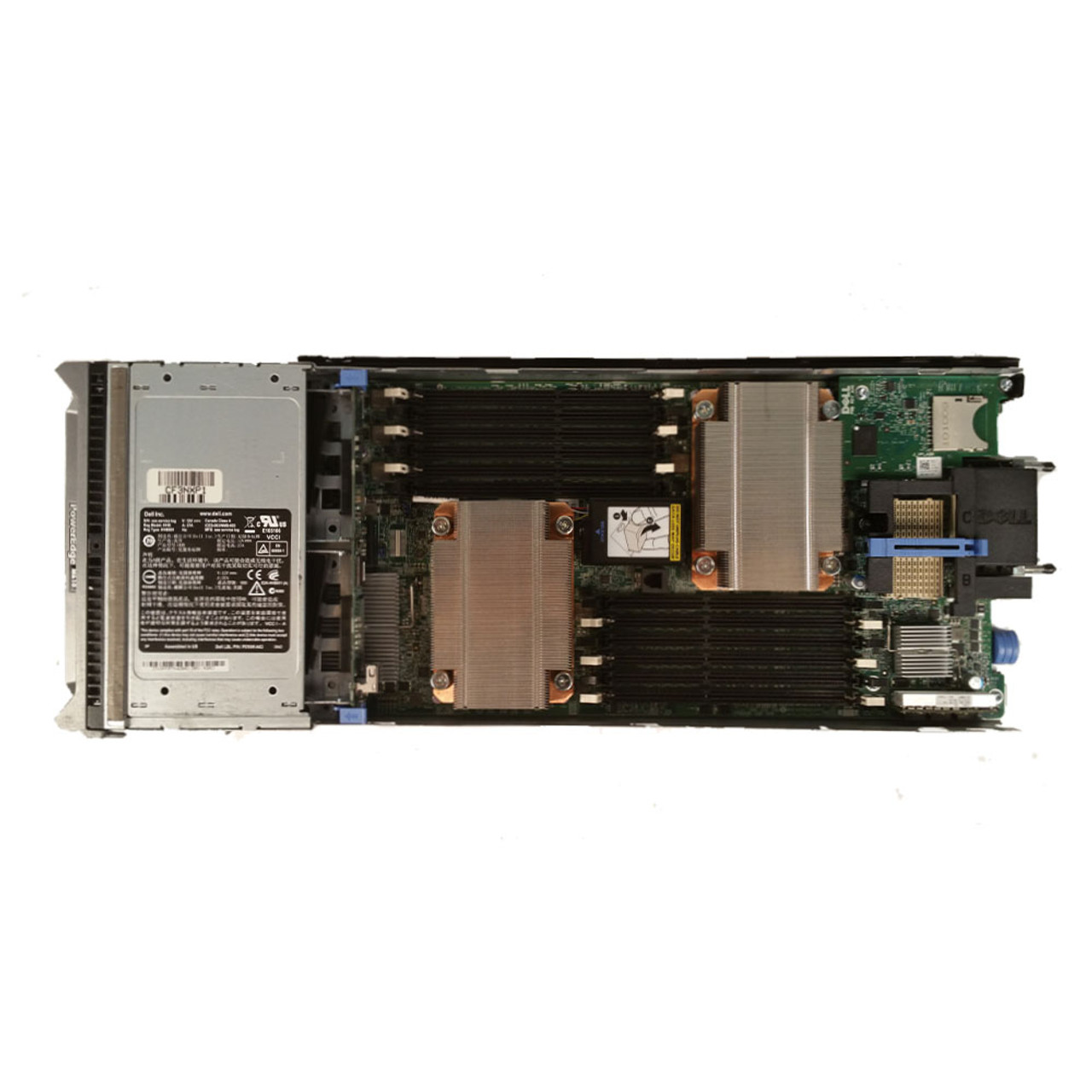 Dell PowerEdge M610 Blade 2 x 2 5