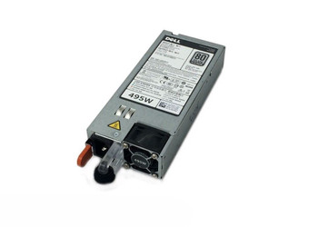 Dell R620 495W Single Hot-plug DC Power Supply