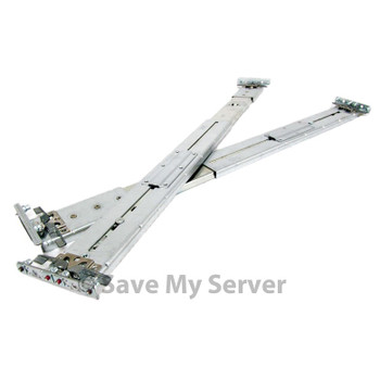 Rapid Rails set ( Left and Right ) for HP DL380 G7 Server