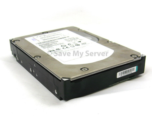 "Dell PowerEdge 300GB 15K SAS 3.5"" Hard Drive"