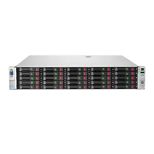"Refurbished HP Proliant DL380p Server 25 x 2.5"" (Gen8) - Custom Build"
